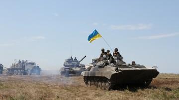 Ukraina. Siedmiu żołnierzy rannych w ostrzale w Donbasie
