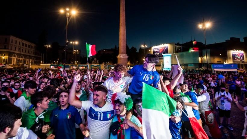 EURO 2020: Największa strefa kibica i stan najwyższej gotowości w Rzymie