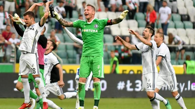 Legia Warszawa może w niedzielę zostać mistrzem