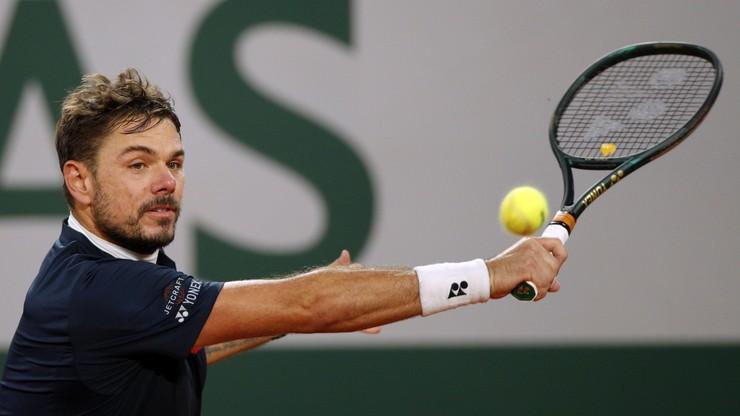 French Open: Stan Wawrinka lepszy na otwarcie od Andy'ego Murraya