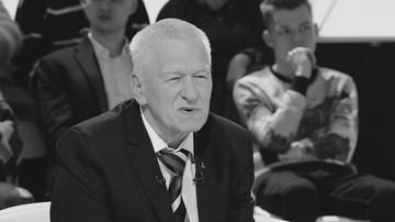 Trumna z ciałem Kornela Morawieckiego zostanie w piątek wystawiona w Sejmie