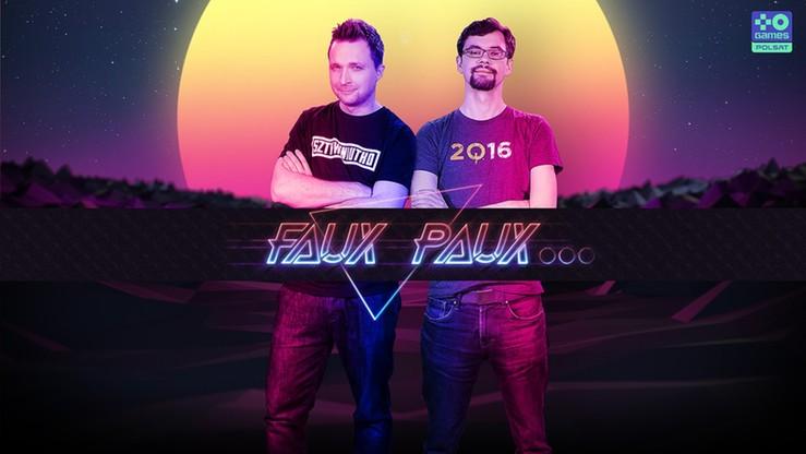 Jakub Żulczyk gościem Faux Paux w Polsat Games
