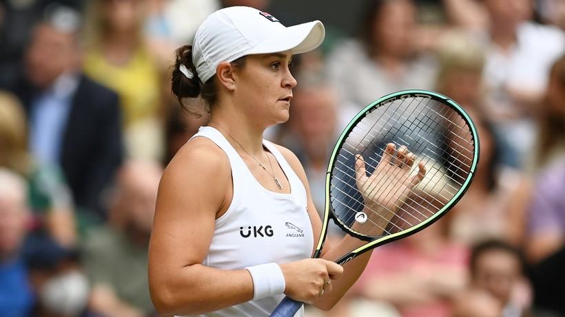 Wimbledon: Drugi wielkoszlemowy triumf Barty