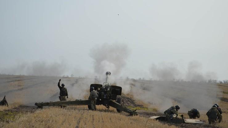 Ukraina: atak rosyjskich dywersantów w pobliżu elektrowni i zapory w Switłodarsku