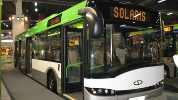 Solaris dostarczy 74 autobusy nowej generacji do Dusseldorfu
