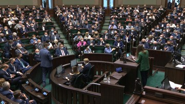 Awantura w Sejmie. Posłanka Lewicy mówiła o samobójstwach dzieci