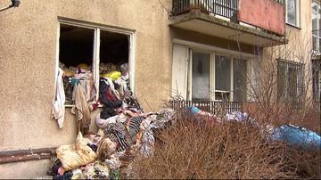 Gdańsk: tony śmieci w mieszkaniu
