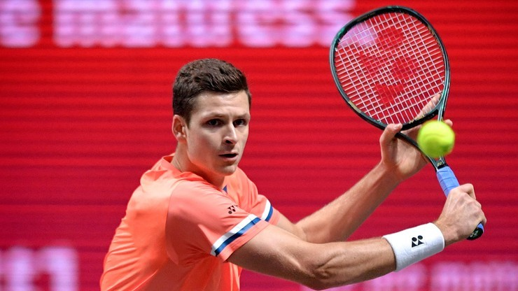 ATP w Delray Beach: Hubert Hurkacz w finale!