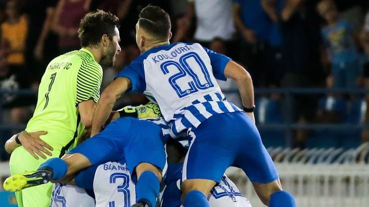 Liga Europy: Wygrana Atromitosu w meczu potencjalnych rywali Legii