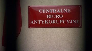CBA zatrzymało dwie osoby ws. przyjmowania łapówek przez Piniora