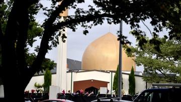 Zamachowiec z Nowej Zelandii miał pojawić się w Polsce w grudniu ubiegłego roku