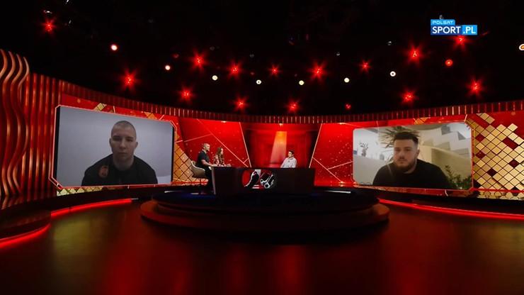 Kevin Szaflarski i Filip Stawowy w walce wieczoru Babilon MMA 19