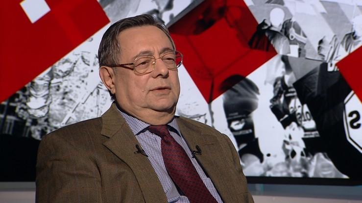 Prof. Szlajfer napisał do prezydenta i odmówił udziału w obchodach rocznicy Powstania w Getcie