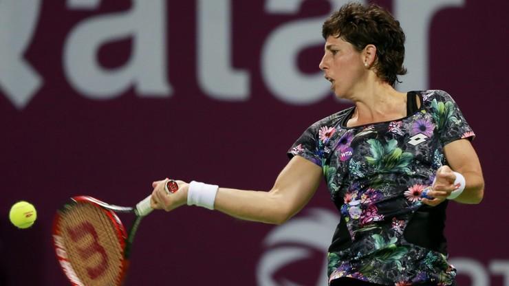 WTA w Dausze: Drugi w karierze triumf Suarez Navarro