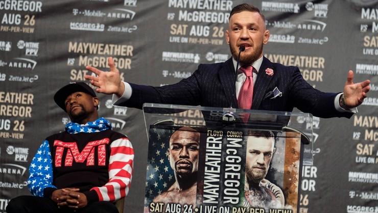 Z MMA do boksu. Czy historia daje McGregorowi szanse na pokonanie Mayweathera?