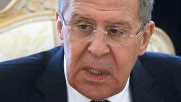 """""""Działania NATO u granic Rosji mają prowokacyjny charakter"""""""