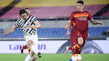 Liga Europy: Manchester United zagra w finale. Premierowy gol Nicoli Zalewskiego dla Romy