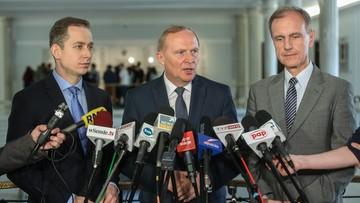 PO chce nadzwyczajnej kontroli w ministerstwie Macierewicza. Składa wniosek do sejmowej komisji
