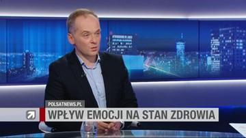 """Dr Konstanty Szułdrzyński w """"Gościu Wydarzeń"""": nie ma co liczyć na to, że wirus złagodnieje"""