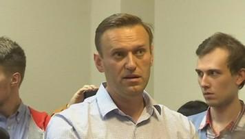 """Nawalny znów przed sądem. """"Oszaleje pani po tygodniu"""""""