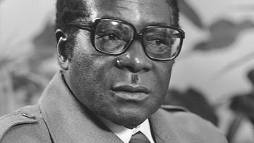 Nie żyje Robert Mugabe, wieloletni przywódca Zimbabwe