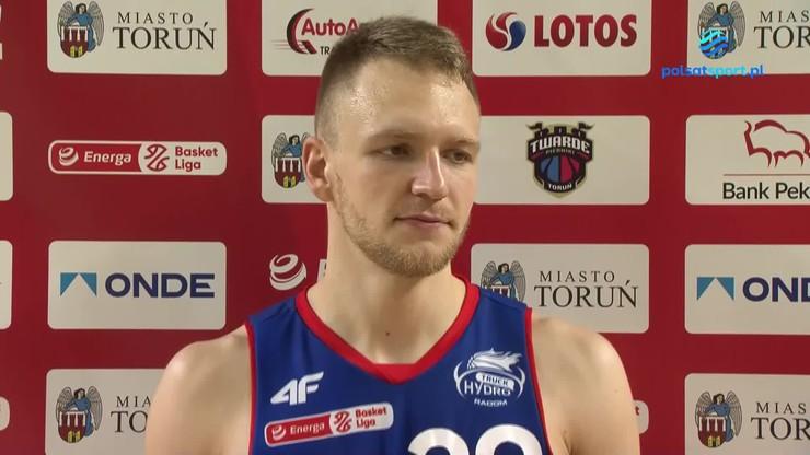 Filip Zegzuła: Z biegiem czasu nasza gra będzie wyglądać lepiej