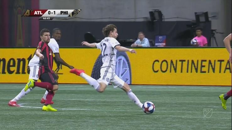 MLS: Mistrzowie wciąż bez zwycięstwa. Gol debiutanta