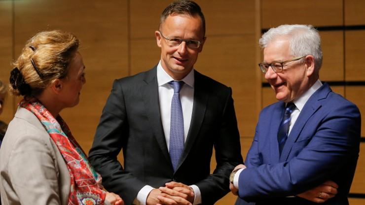 Polska chce, by sankcje wobec Rosji przedłużano o rok, a nie jak do tej pory o 6 miesięcy
