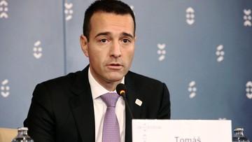 Szef MSW Słowacji nagle rezygnuje ze stanowiska. W tle sprawa Jana Kuciaka