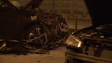 Wypadek Macierewicza. Przyczyną miało być zachowanie kierowcy rządowej limuzyny