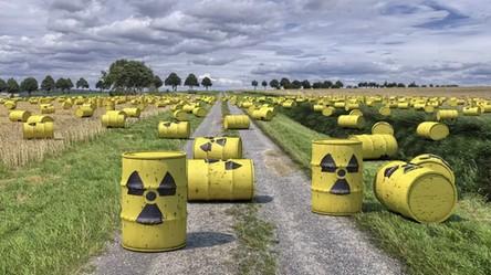 Ocieplenie klimatu i topnienie pokrywy lodowej uwolni substancje promieniotwórcze