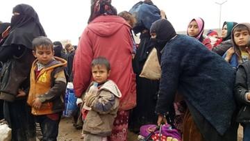 Ponad 200 tys. cywilów opuściło ogarnięty walkami Mosul