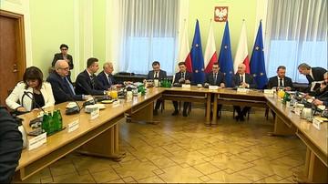Premier po spotkaniu z opozycją: udało nam się w wielu aspektach porozumieć