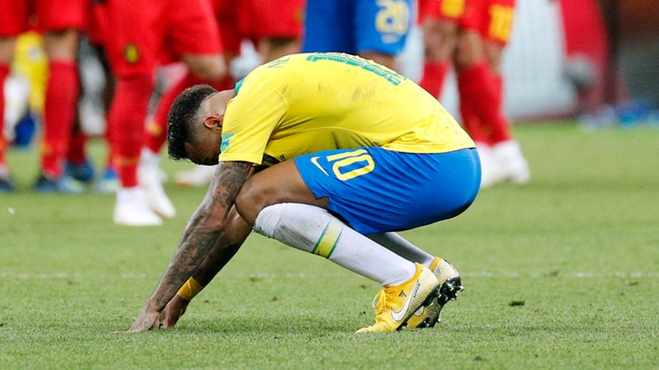 MŚ 2018: Neymar: Trudno znaleźć pragnienie do dalszej gry. To najsmutniejszy moment w mojej karierze