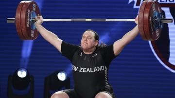 Tokio 2020: Laurel Hubbard może zostać pierwszym transpłciowym sportowcem