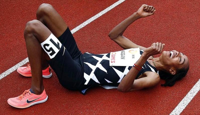 Mistrzyni olimpijska Sifan Hassan chce jeszcze pobić dwa rekordy świata
