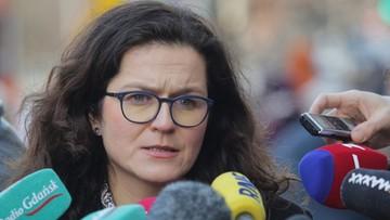 Aleksandra Dulkiewicz pełni obowiązki prezydenta Gdańska