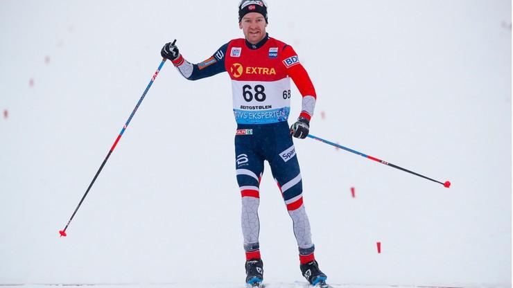 PŚ w biegach: Norwegowie dominowali w Beitostoelen