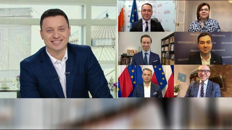 """""""Żeby żaden poseł z PO nie odszedł"""". Życzenia na 20. urodziny Platformy Obywatelskiej"""