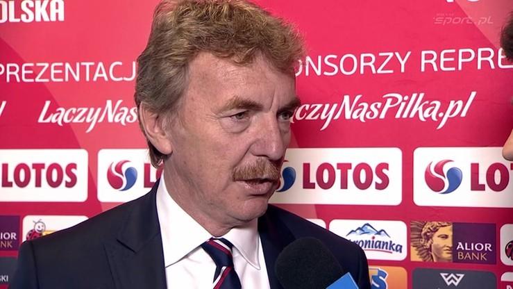 Boniek: Jeśli mecz z Litwą byłby o coś, czulibyśmy wielki niedosyt