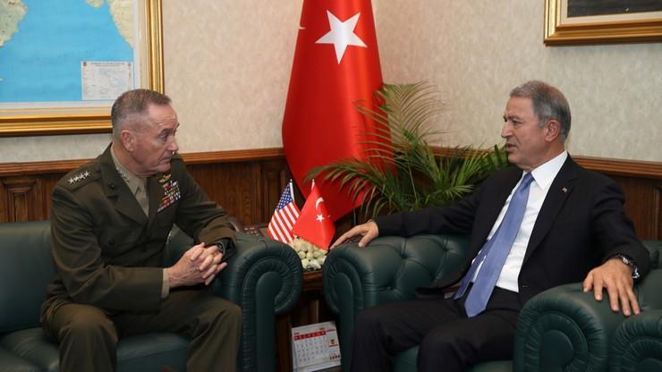 Turcja przeprowadzi akcję w Syrii bez względu na wsparcie USA