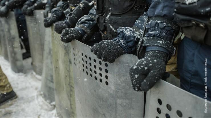 Ukraina: akty oskarżenia przeciw milicjantom, którzy strzelali na Majdanie