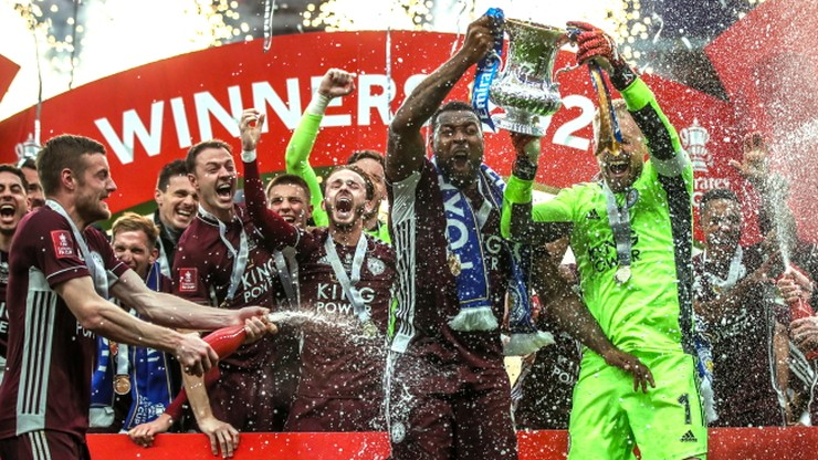 Puchar Anglii: Pierwszy w historii triumf Leicester City