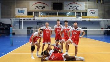 IBB Polonia Londyn trenuje w hali PGE Skry Bełchatów przed Pucharem CEV
