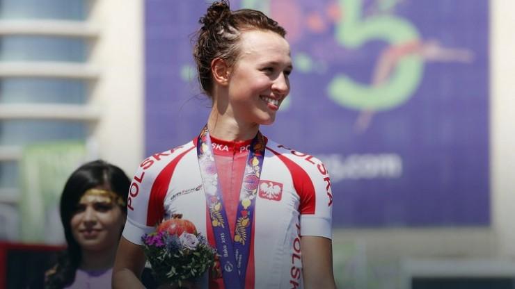 Dwa medale Niewiadomej na mistrzostwach Europy