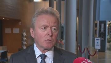 Komisja prawna PE chce wyjaśnień m.in. od Wojciechowskiego