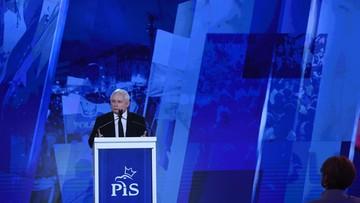 Kaczyński: musimy być partią czystych rąk; żadnego zmiłowania dla tych, którzy będą te ręce brudzić