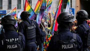 Przynieśli ładunki wybuchowe na Marsz Równości. Małżeństwo z Lublina usłyszało zarzuty