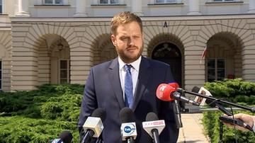 Nowy minister cyfryzacji. Politycy komentują powrót Cieszyńskiego do rządu