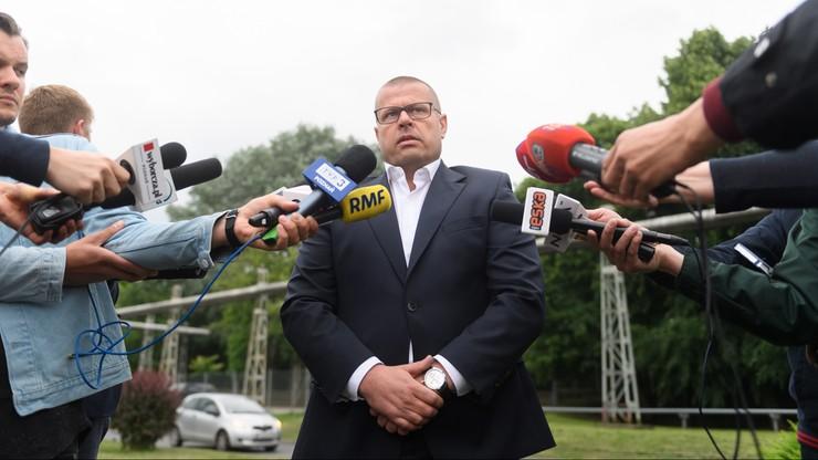 Maj: otrzymałem propozycję złagodzenia zarzutów, jeśli obciążę jednego z ministrów rządu PO-PSL